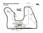 Blackhawk Track Map